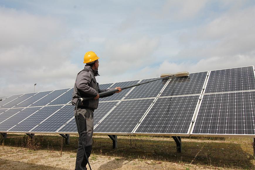 azienda pulizia pannelli solari lecce