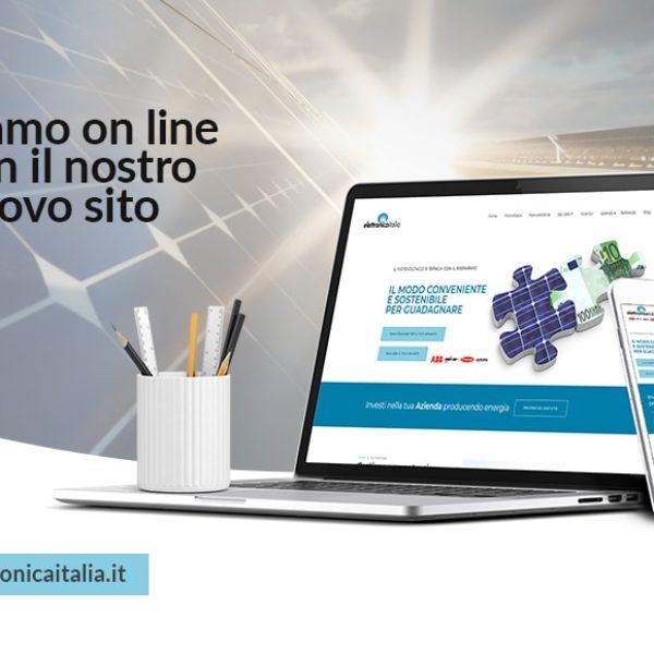 Online il nuovo sito Elettronica Italia