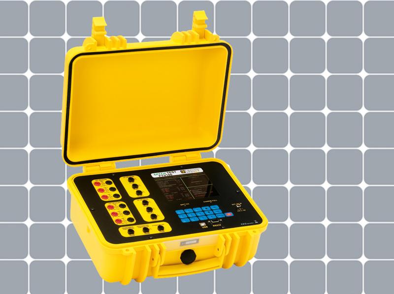 FTV100 controlli fotovoltaico elettronica italia