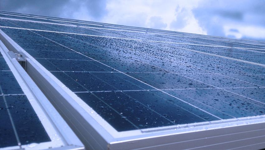 protezione umidità fotovoltaico Sky Safe
