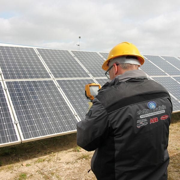 Impianti fotovoltaici, perché usare la termografia