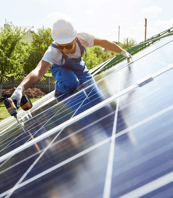manutenzione impianto fotovoltaico per azienda