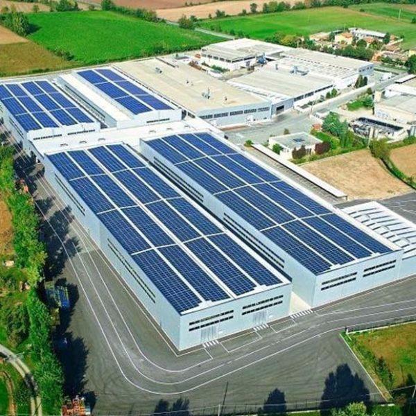Come scegliere la taglia giusta per l'impianto fotovoltaico industriale