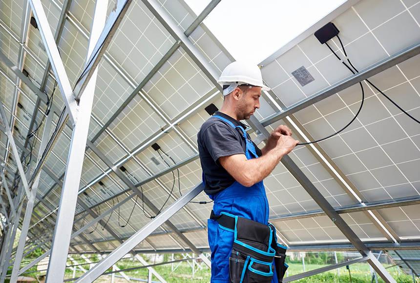 installazione impianto fotovoltaico aziendale lecce
